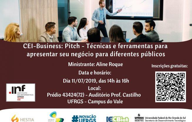 Evento discute pitch e a conquista de investidores
