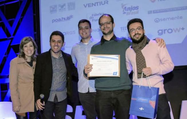 Cognitiva Brasil: 1º lugar em programa do SEBRAE
