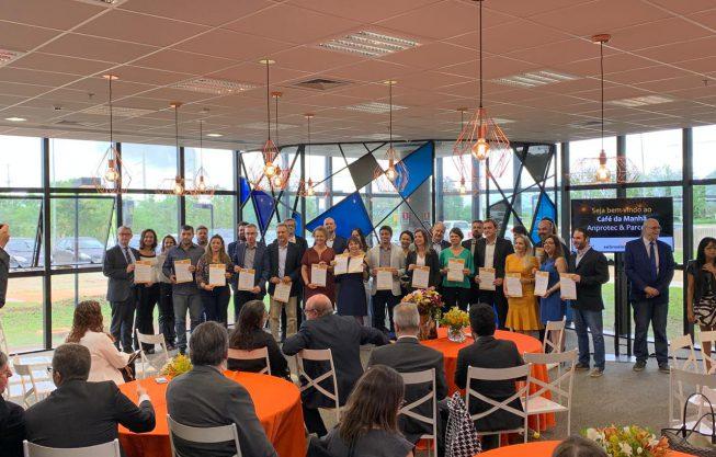 CEI recebe certificação CERNE 2 em evento