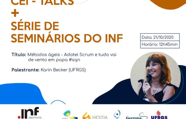 CEI-Talks + Série de Seminários INF