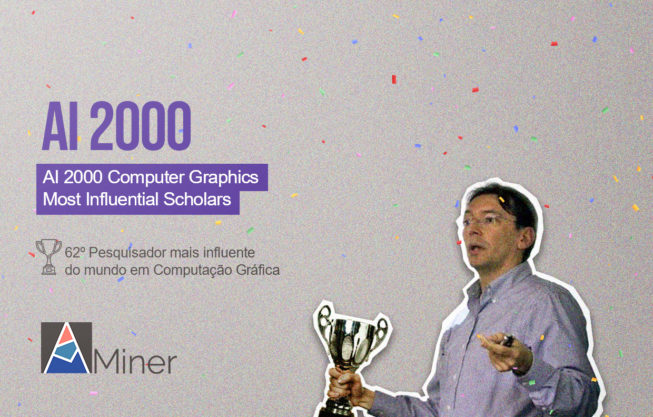 Prof. Manuel Menezes among the top 100 in CG