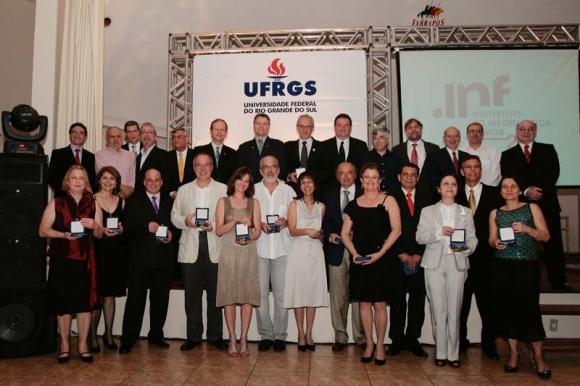 Festa 20 anos Instituto de Informática