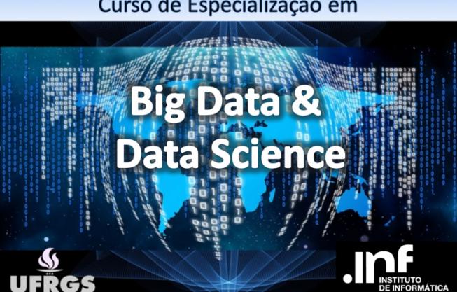 Especialização em Big Data & Data Science
