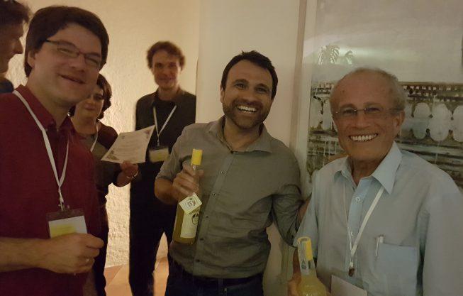 Artigo recebe Best Paper Award em evento na Itália