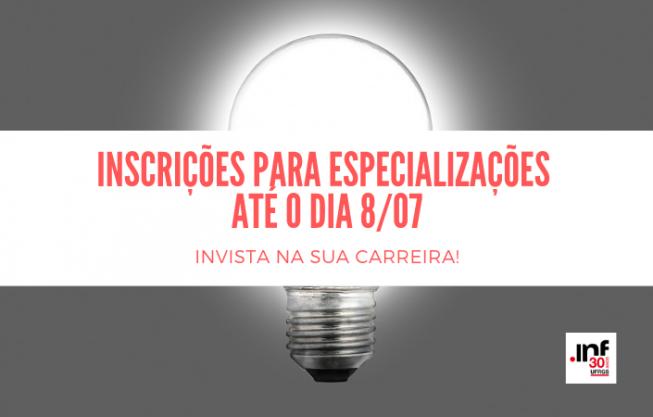 inscrições para especializações até o dia 8_07 (2)