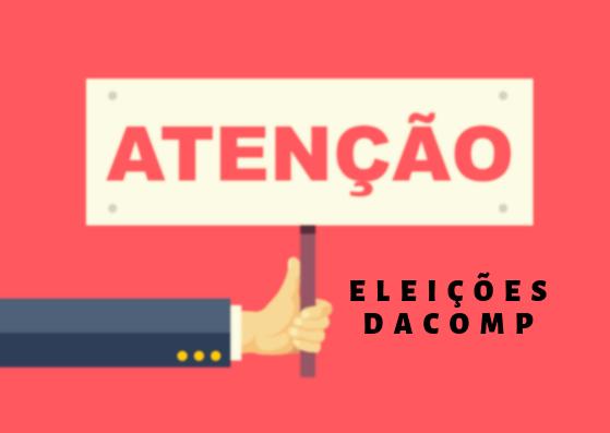 eleições dacomp (1)