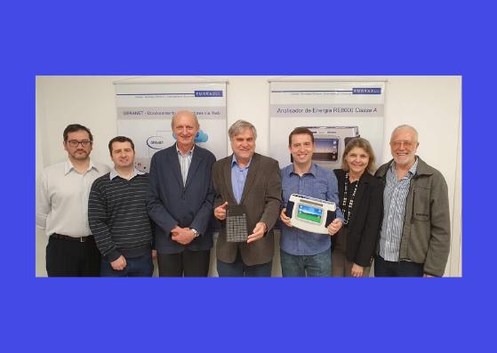 INF e Embrasul celebram parceria de sucesso