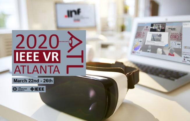 Conferência IEEE Virtual Reality 2020 foi realizada online