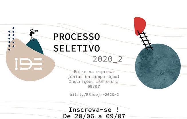 Processo seletivo para IDEjr
