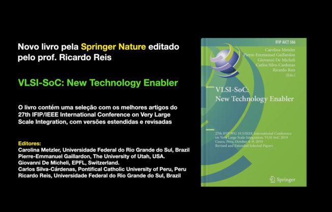 Novo livro da Springer Nature editado por Reis