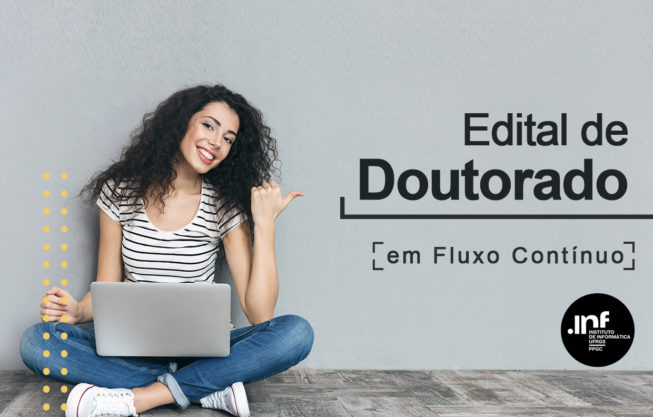 Edital de Doutorado em Fluxo Contínuo