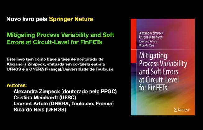 Livro da Springer Nature em coautoria com Reis