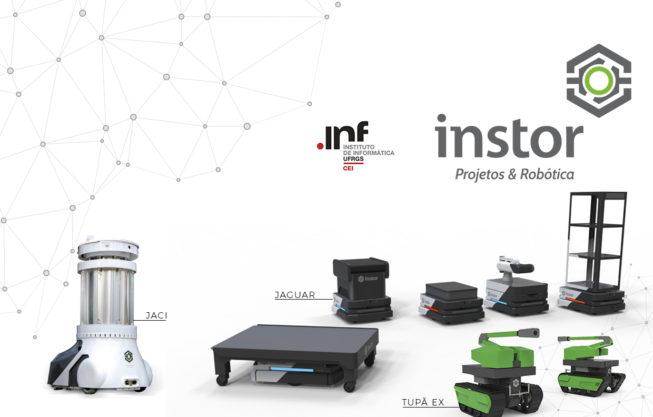 Startup Instor tem projetos em parceria com o INF