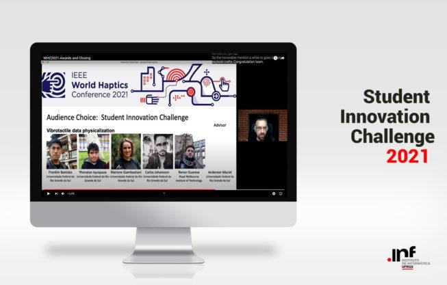Student Innovation Challenge 2021
