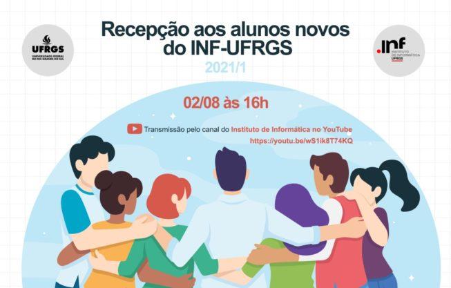 Recepção aos alunos novos do INF-UFRGS