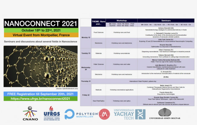 Nanoconnect Visio-School 2021