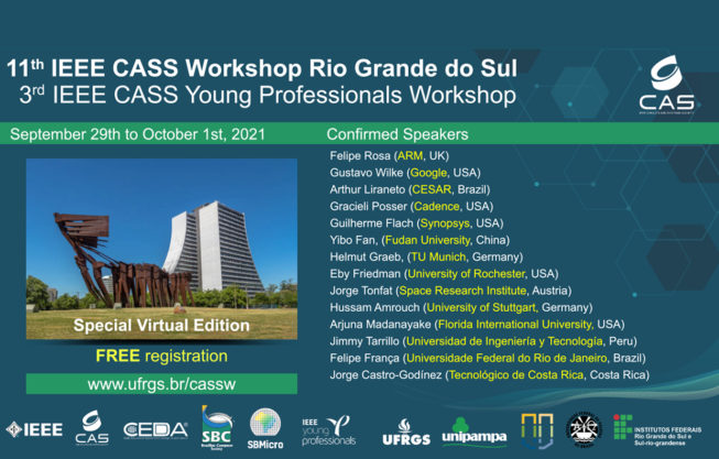 11th IEEE CASS Workshop RS
