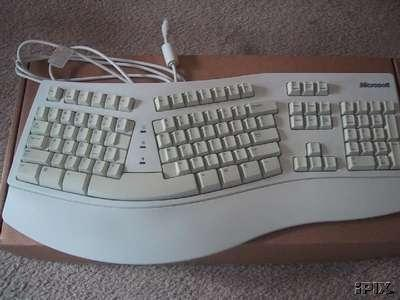 Classic Microsoft Natural Keyboard