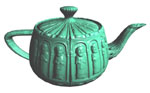 Relief Mapped Teapot